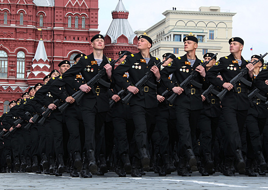 The Russian Marine Corps