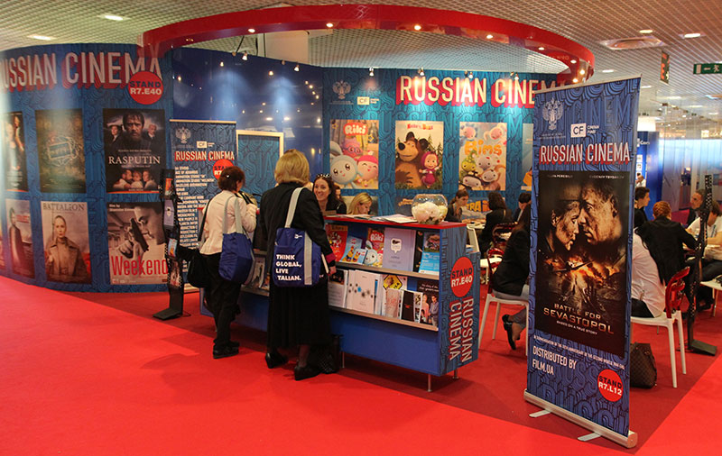 Russian_Cinema_Stand-MIPTV2015 by Picasa.
