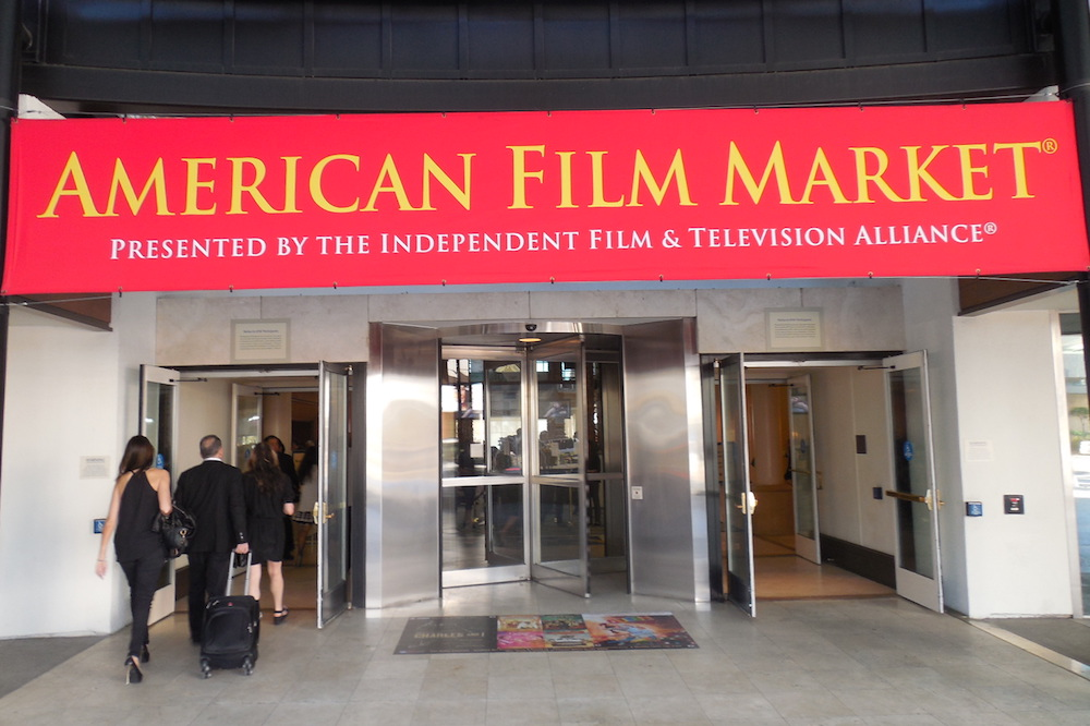 american_film_market_enterance by .