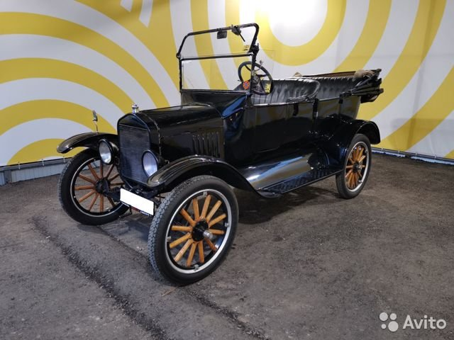 Ford Model T by .